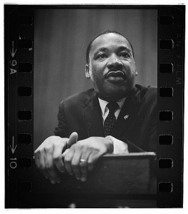 Dr. Martin Luther King, Jr. / Library of Congress